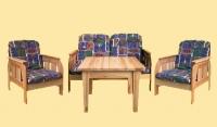 Fotel drewniany nr 9