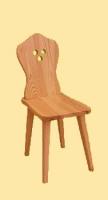 Krzeslo stylowe zydel nr 17